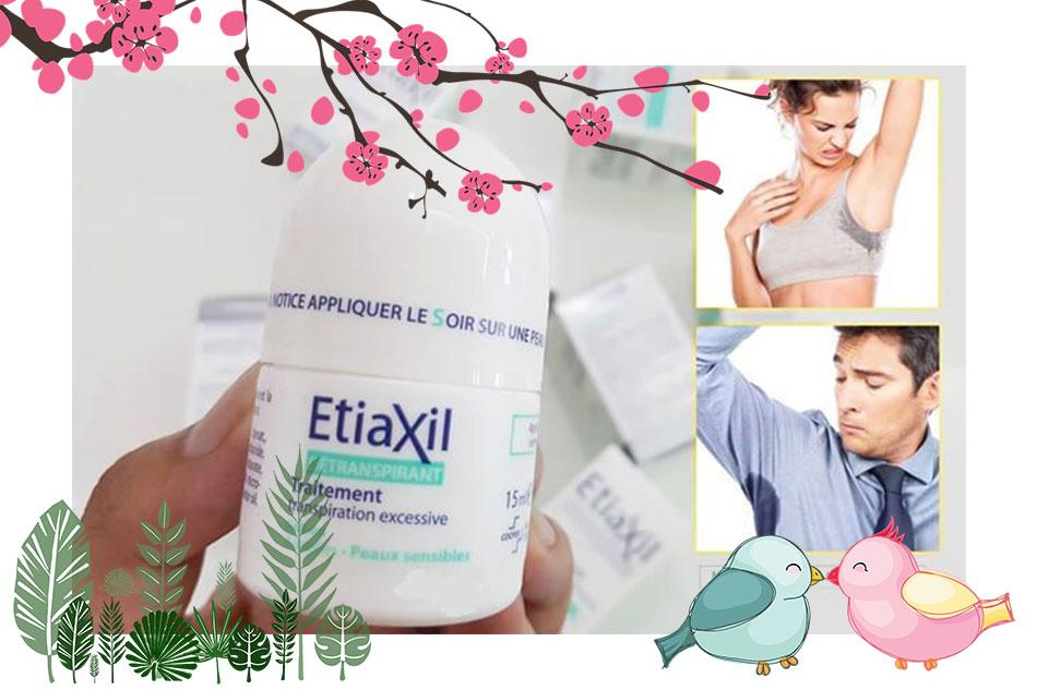 Công dụng của lăn khử mùi Etiaxil