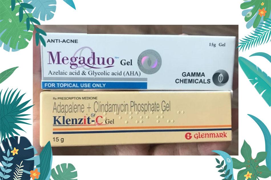 Klenzit C và Megaduo thuốc nào tốt hơn ?