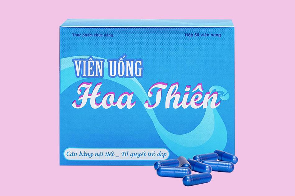 Viên uống Hoa Thiên 60 viên
