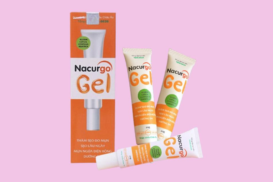 Nacurgo Gel có tác dụng phụ không?