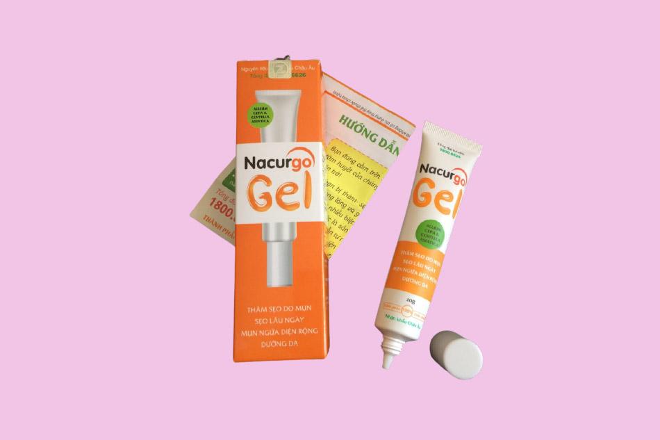 Nacurgo Gel trị mụn thâm sẹo dùng cho đối tượng nào?
